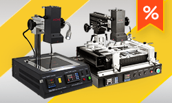 Hot Prices on Infrared BGA Rework Systems!